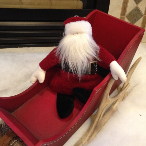 Woof & Poof Other - WOOF & POOF - 2002 Shelf Santa - Excellent Cond.
